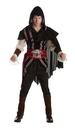 Morris Costumes LF-6476MD Assassins Creed Ezio Ad Md
