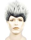 Morris Costumes LW-474BW Porcupine Wig