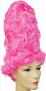 Morris Costumes LW-485HPK Beehive Gigant S104 Hot Pink D