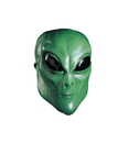 Morris Costumes MI-9811 Alien Green Mask