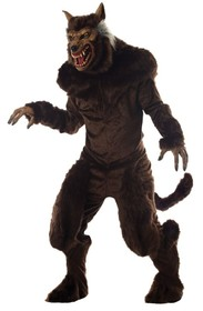 Seasonal Visions MR-148106 Deluxe Werewolf Costume