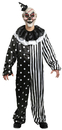 Morris Costumes MR-148458 Kill Joy Clown Costume Adult