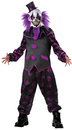 Morris Costumes MR-148461 Bearded Clown Costume Ad Large