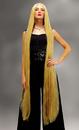Seasonal Visions MR-176005 Wig Blonde 60 Inch Straight