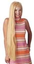 Seasonal Visions MR-176013 Wig 36 Inch Long Blonde