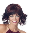 Seasonal Visions MR-177028 Wig Trippy Shag Brown