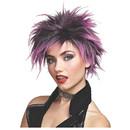 Seasonal Visions MR-177036 Wig Pink Punker Chick