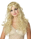 Seasonal Visions MR-177139 Wig Princess Blonde