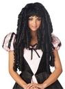 Seasonal Visions MR-177314 Storybook Wig Black