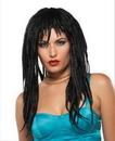Seasonal Visions MR-177354 Wig Demure Dreads Black