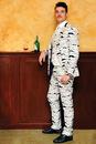 Morris Costumes OS-0848 Tashtastic Suit Size 38