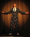 Morris Costumes OS-1256 Starring Suit Size 46