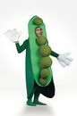 Morris Costumes PA-9504 Peas In A Pod Adult Costume
