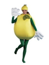 Morris Costumes PA-9506 Lemon Adult Costume