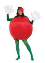 Morris Costumes PA-9507 Tomato Adult Costume