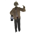 Morris Costumes PE-42020 Skeleton 60In W Lightup Lanter