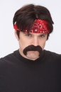 Papermagic 531366 Mustache The Biker Brown