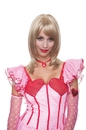 Papermagic 579403 Jasmine Wig Blonde French Kiss