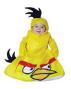 Papermagic 769768 Angry Birds Yellow Infant 0-9