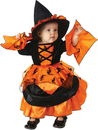 Morris Costumes PP-4129N Amelia Witch Nb 3/6M