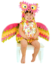Morris Costumes PP-4229TS Hootie The Owl Tod 6/12M