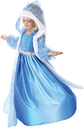 Morris Costumes PP-4381SM Icelyn Winter Princess Child 6
