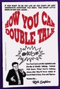 Morris Costumes RA-112 How You Can Double Talk