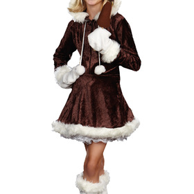 Dreamgirl 7721CSM Eskimo Cutie Pie Child Small