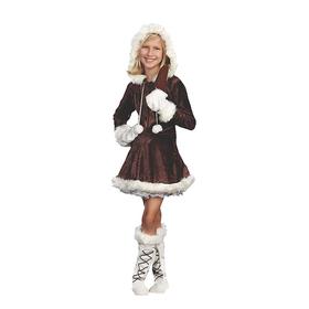 Dreamgirl 7721CSM Eskimo Cutie Pie Child Small