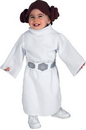 Rubies 11682T Princess Leia Toddler