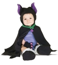 Rubies 11743I Lil Bat Caped Costume 3-12 Mos