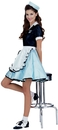 Rubies 15917 Car Hop Girl Costume Adult