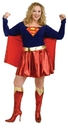 Rubies 17479 Supergirl Plus Size