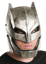 Morris Costumes RU-32547 Doj Batman Adult Armd 1/2 Mask
