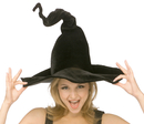 Morris Costumes RU-49351 Witch Hat Adult