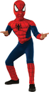 Rubies RU-620010SM Spiderman Muscle Child Small