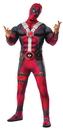 Rubies RU-820181 Deadpool Dlx Costume Adult Std