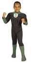 Rubies 82391MD Green Lantern Medium Child