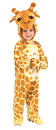 Rubies 885121T Giraffe Toddler