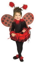 Rubies 885288SM Lady Bug Child Costume Small