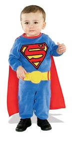 Rubies 885301I Superman Ez On Romper Inf Web