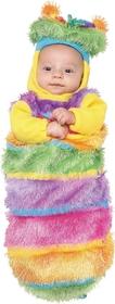 Rubies 885349N Wiggle Worm Newborn 0-3 Sz Web