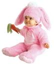 Rubies 885352I Precious Pink Wabbit 6-12 Mos