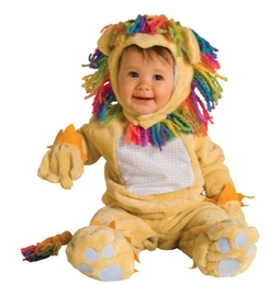 Rubies 885357I Fearless Lil Lion Infant Web