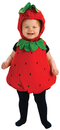Rubies 885589T Berry Cute Toddler 12-24 Month