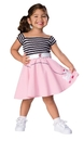 Rubies 885617T 50'S Girl Costume Toddler