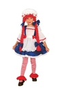 Rubies 885624SM Rag Doll Girl Child Small