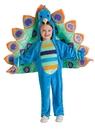 Rubies 885715N Peacock Newborn Costume
