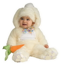 Rubies 885733IS Vanilla Bunny Costume 6-12 Mos