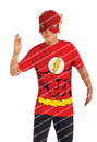 Rubies RU-887449LG Flash Child Shirt Mask Large